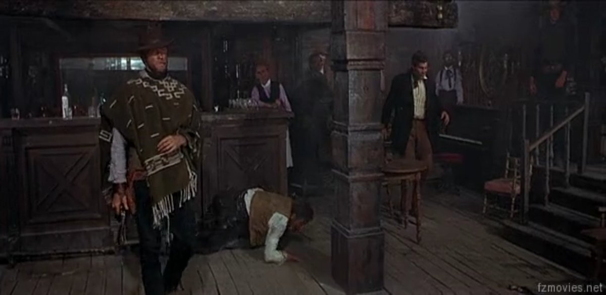 For a few dollars more 1965 It's a 90s movie about bounty hunting, really interesting.  #MovieReview  #bounty<br>http://pic.twitter.com/1prYSF8nBM