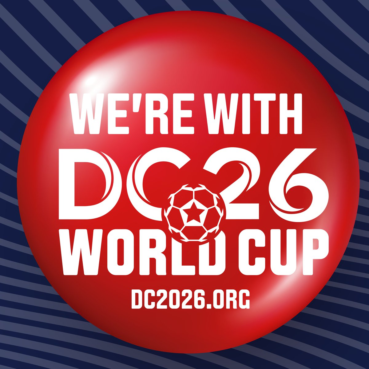There's no better place to host the 2026 FIFA World Cup than the #DistrictofChampions!   Follow @DC2026 to show your support for the District's bid to host the 2026 FIFA World Cup!  Join us and the entire D.C. sports community by becoming a supporter at https://t.co/h3fSRCfZSd https://t.co/MW3PXnjZjS
