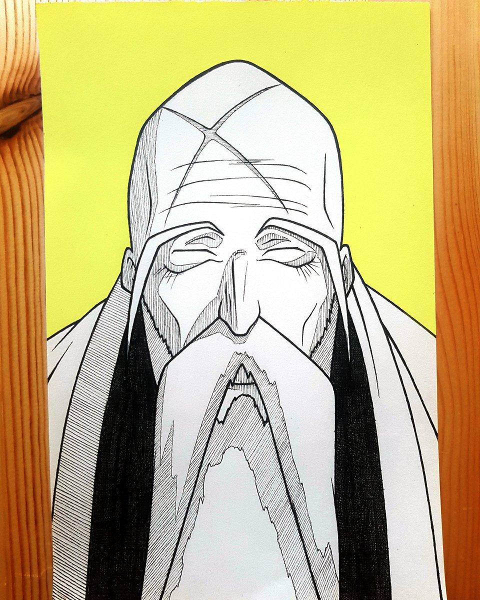 GenryūsaiShigekuniYamamoto  #fanart #bleachanime #bleach #animeart #anime #animestyle #mangaartwork #mangaart #manga #pencilart #pencildrawing #pencilsketch #pencil #pensketch #pendrawing #artistsoninstagram #art #artwork #amazing #mangastyle #quicksketch #guypic.twitter.com/b8aEhkaebj