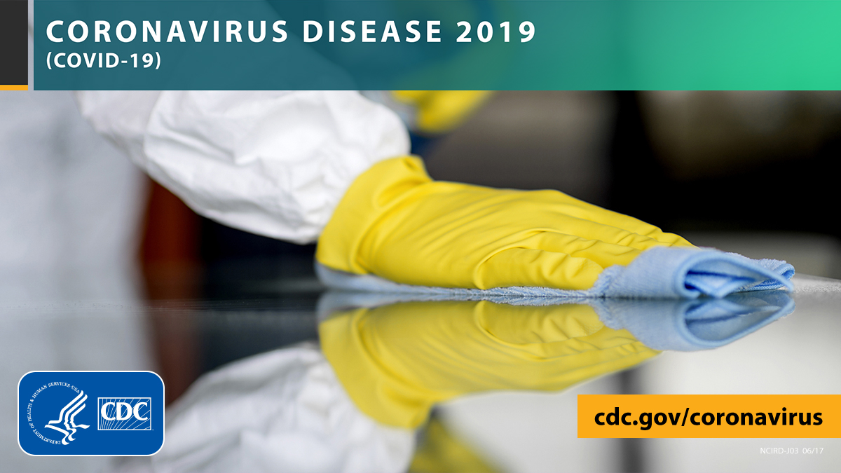 New tips released for institutes of higher education to help you prepare when students, faculty, staff or administrators get sick with #COVID19. Close off areas used by a sick person for cleaning & disinfection and notify local health officials. For more: bit.ly/384YXrp