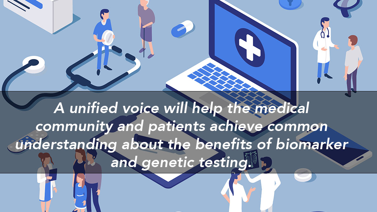 We're proud to be part of the working group to highlight the need for consistent terminology in precision medicine testing to better serve the needs of #cancer patients. https://t.co/vcyikYzcVW
