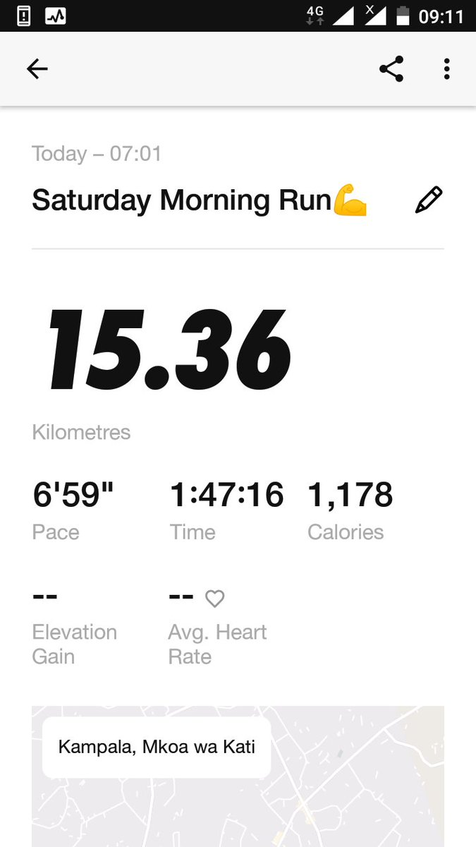 You're war. That pace! This is my Saturday report. pic.twitter.com/dgSJvh06Nd