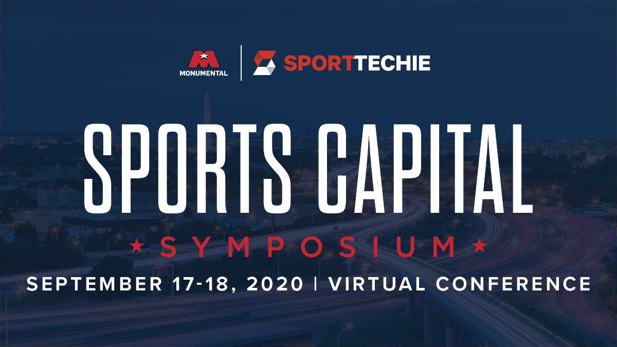 Our Sports Capital Symposium with @SportTechie moves online - Sept. 17-18  Join us for an incredible line-up of sports industry leaders discussing gaming, esports, OTT/streaming, sports tech investing, and more!  Learn & register: https://t.co/nOSfiqo4S8 https://t.co/O6u913AsZB
