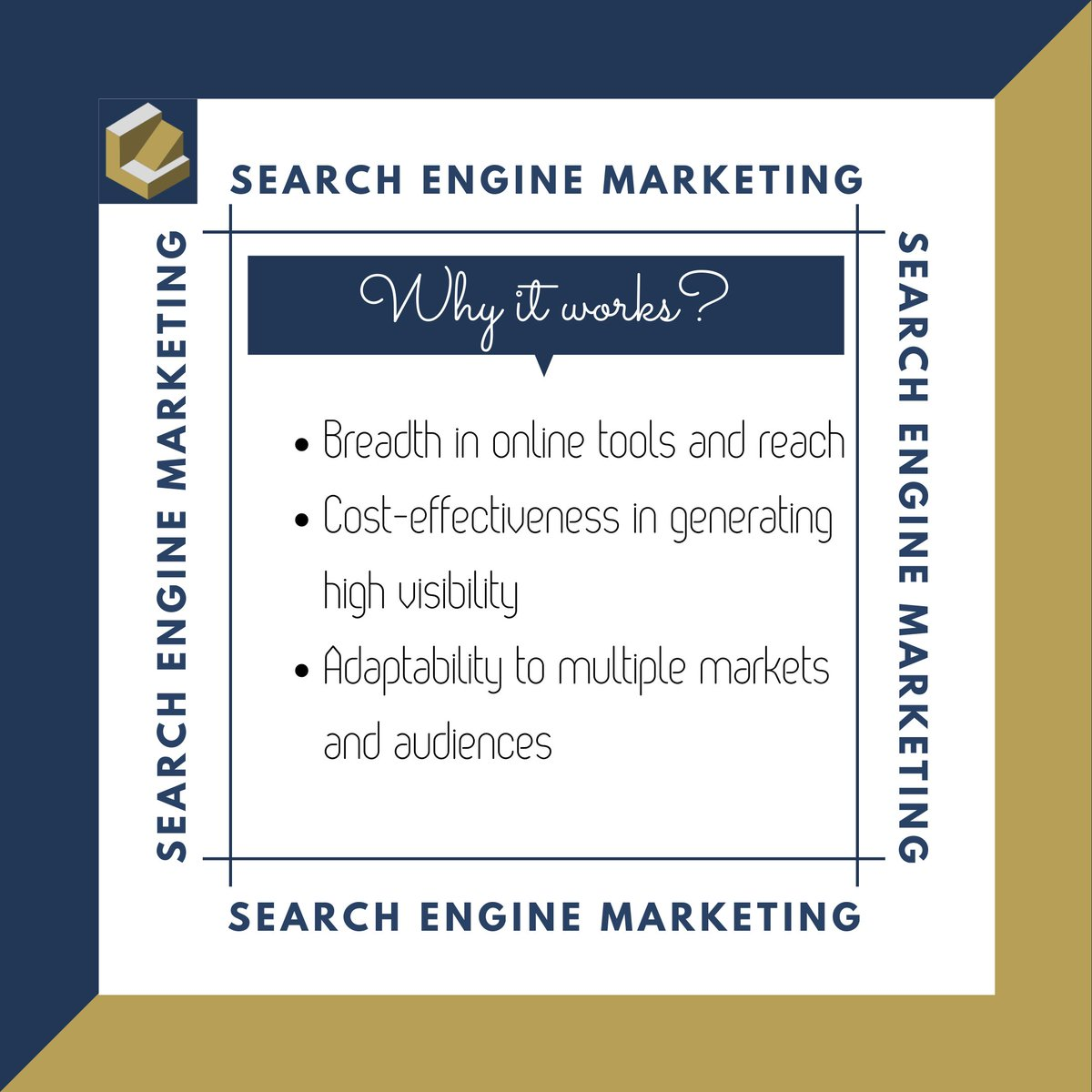 RT @TheBTeamOnline: One of the most used in my network, this strategy if used correctly can be a gamechanger. Thoughts? #SEM #searchenginemarketing #whyitworks #readmore #tuesdayvibes #MarketingDigital #marketinsights #marketing #marketingforthenowpic.twitter.com/Q68kI80UQV