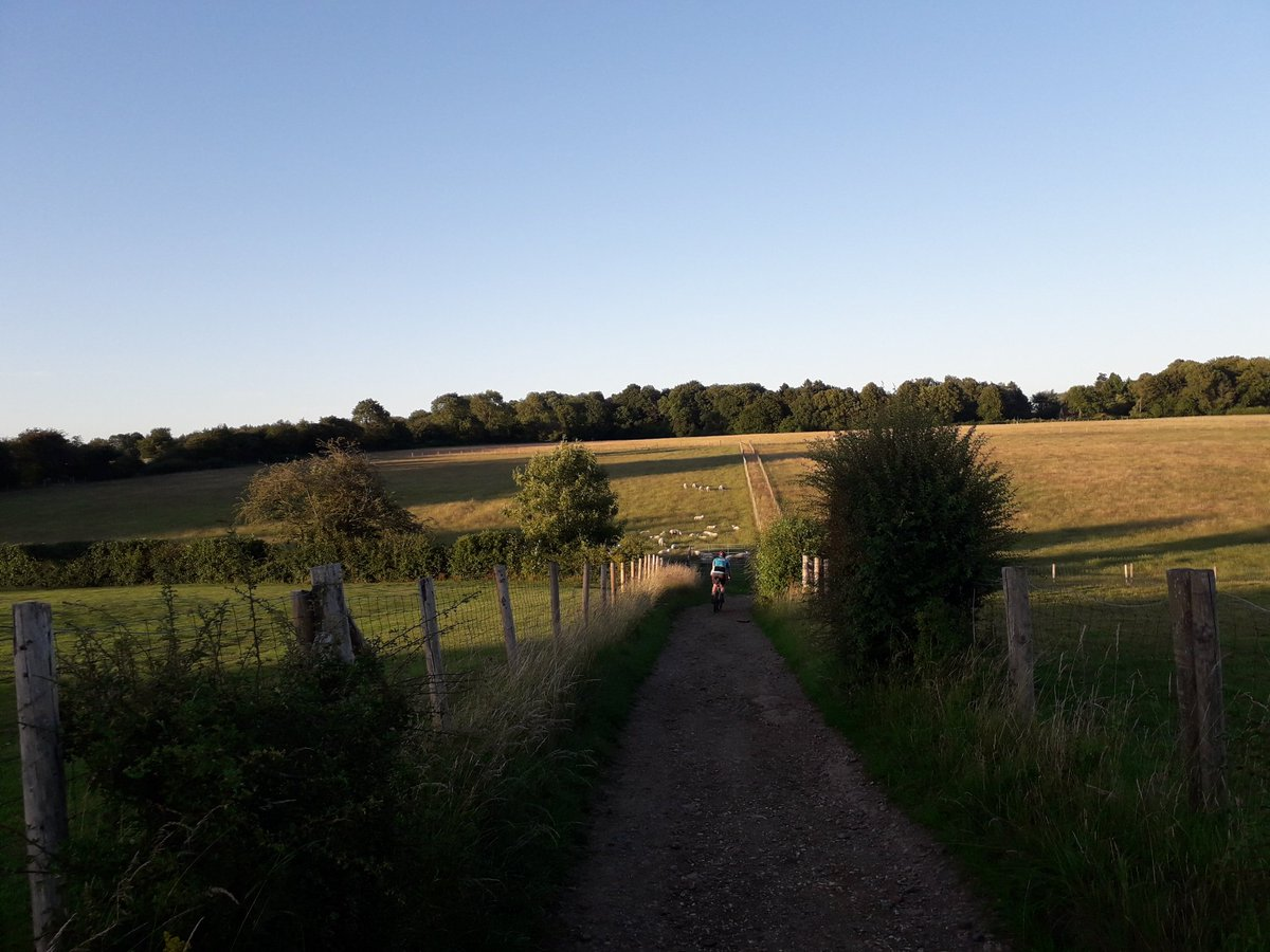 RT @stuart_strange: Very nice evening ride last night (forgot to post), with a long time friend, over to @AshridgeNT #GetOutside #Lutonoutdoors #366outdoorchallenge #activebedfordshire @teamBEDS @OSleisure @UKMTB_Chat @TotalMTB_