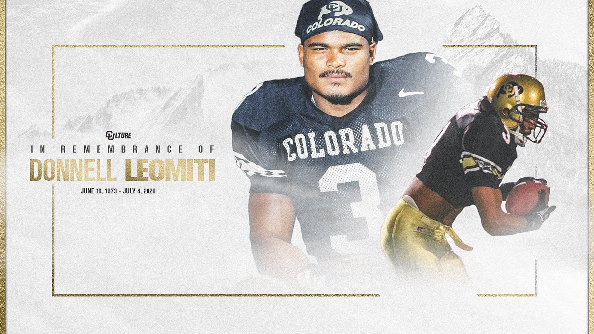 𝒟𝑜𝓃𝓃𝑒𝓁𝓁 𝐿𝑒𝑜𝓂𝒾𝓉𝒾  Teammate. Coach. Friend. You will be missed.  #ForeverBuffs<br>http://pic.twitter.com/dodQJ3QkyE