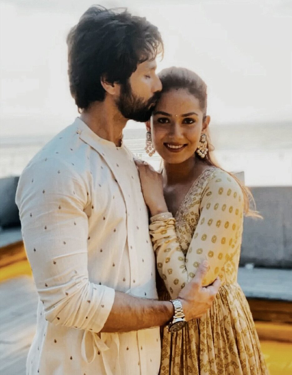 Wish you a very happy fifth #Shamira  You guys are so beautiful and truly a power couple   To countless love and a forever of togetherness, Stay blessed you two!@shahidkapoor #MiraRajputKapoor pic.twitter.com/ZFqWGOFBZ4