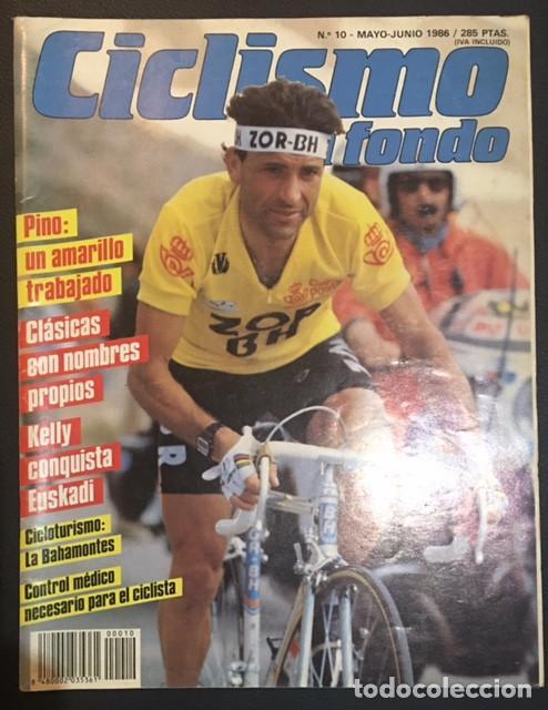 Twitter Ciclista, asombrado estoy por el exitazo del hilo de Bugno. Ahora a por el siguiente. Vuelvo a pedir ayuda, a ver quién tiene ejemplares de Ciclismo a Fondo, El Ciclista o revistas guiris de los años 85 y 86: https://t.co/2vZwyuriY5
