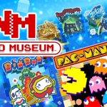 Image for the Tweet beginning: パックマンのアーケード版をスイッチでもやりたくて結局ナムコミュージアムも買ってしまった。 #ナムコミュージアム