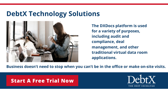 Business doesn't need to stop when you can't be in the office or make on-site visits. #DXDocs integrates secure document sharing with customer relationship management (CRM).  Start A Free Trial Now: http://ow.ly/ZaHB50AkZ97 #dxdocs #debtx #technologysolutions pic.twitter.com/zGOw7d0VAI