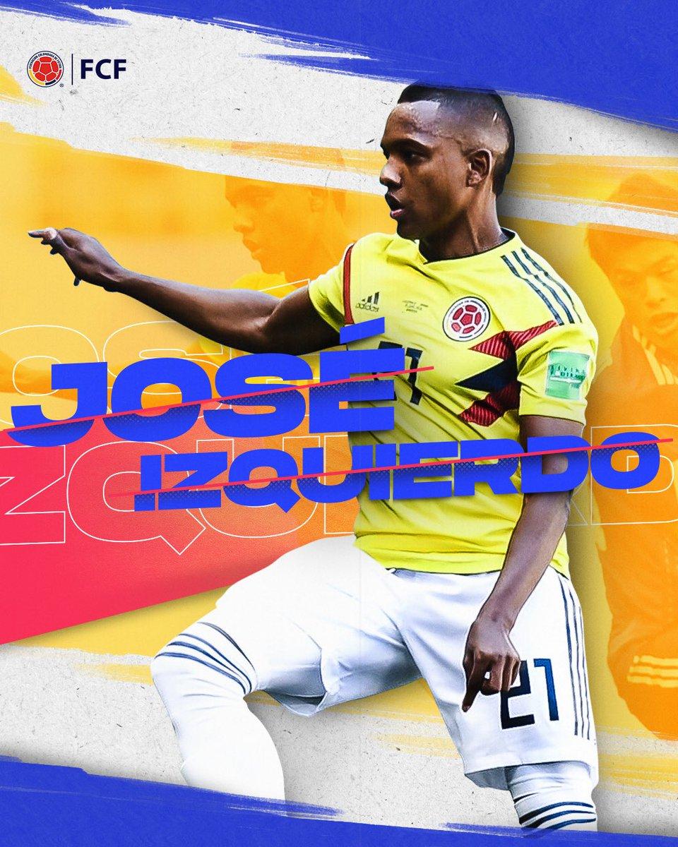 ¡Felices 2⃣8⃣ @JoseIzquierdo7 ! 🎉🥳  Esperamos que este nuevo año esté lleno de alegrías. ¡Un abrazo de gol! ⚽ https://t.co/irEvylN4tw