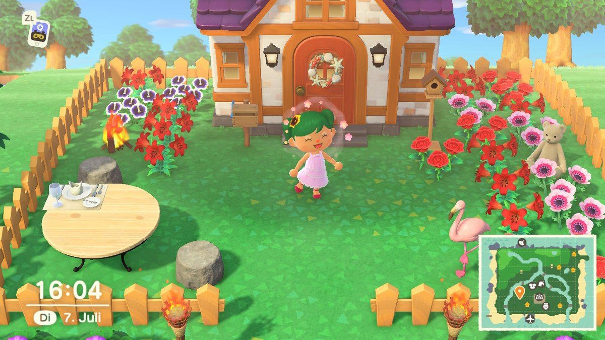 My Island is open today till 6 pm. Come and visit me. Dodo Code: 410MC Tulipprice today: 168 #tulipprices #AnimalCrossing #ACNH #tulips pic.twitter.com/XzuSuO7Sfg