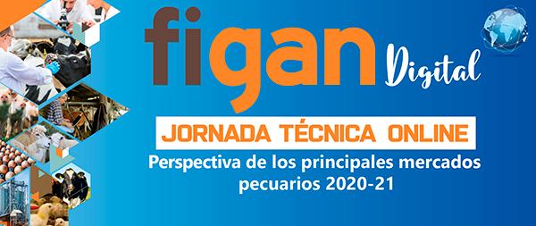 """💻🗣️ Jornada técnica online: """"Perspectiva de los principales mercados pecuarios 2020-2021""""  📅 16 julio2020 🕕 18:00 - 20:00 h ◼️ Inscripción: https://t.co/GusQsNqfH1  ➡ https://t.co/p8kjN2TcaD @Figan_fz https://t.co/96gnDkcjUL"""