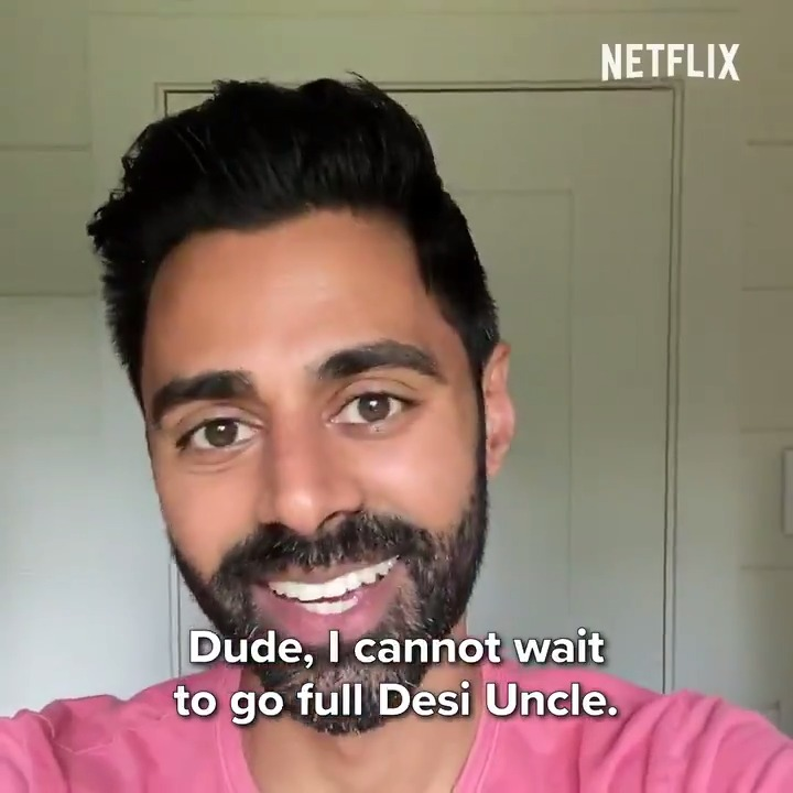 Hasan is well on his way to becoming an Uncle. youtube.com/watch?v=7F_rb5…