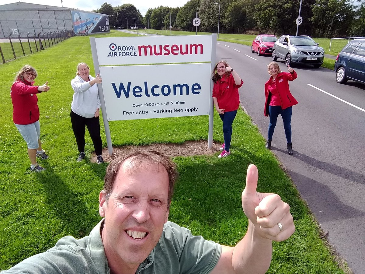 Finally after 15 weeks the RAF Museum is finally open! Don't forget entry is by free timed ticket to help us give you a safe and great day out. Last entry at both sites is 3:30pm. Get your timed ticket now at : https://t.co/YdU3dyqt0u https://t.co/BX7gfoNMxZ