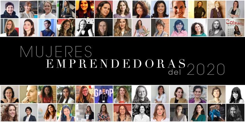 👏🏽 Un GRAN aplauso para estas 5 emprendedoras incluidas en el ranking de mujeres emprendedoras de referencia en España en 2020 de @ElReferente:   🙆🏽♀️ @Miss_Internet, Esther Rodríguez, @anamdgr, @RocioValenF y @SerranoLledo.  📲 https://t.co/6HyVSqPbND  #WeAreWayra #SomosTelefónica https://t.co/qNh57fQSoz