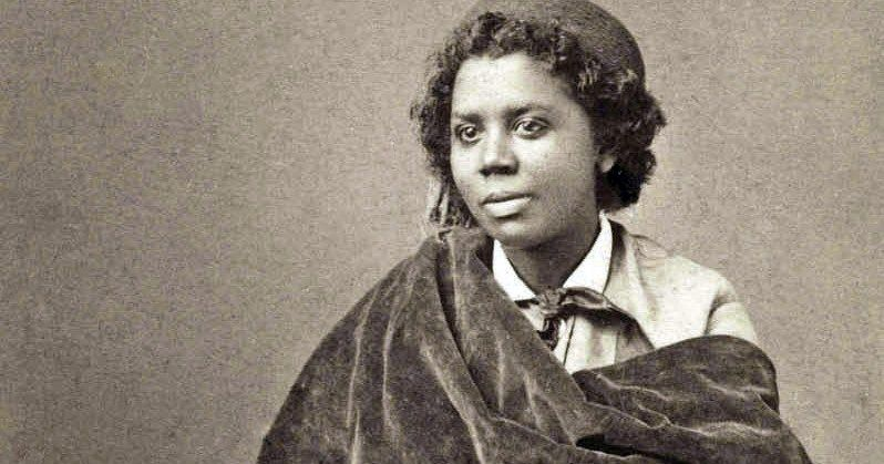 One of the first black women to attend college, Edmonia Lewis was accused of making two classmates ill, was brutally beaten, left for dead. Barely alive, she—not her assailants—was arrested. Once acquitted, she became an internationally celebrated sculptor brainpickings.org/2020/06/10/edm…