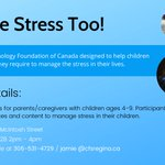Image for the Tweet beginning: Learn how to recognize stress
