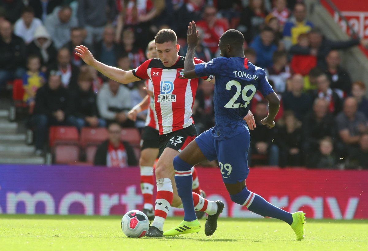 [Southampton FC] Southampton's team news ahead of the Everton tie https://t.co/WY7vXfMWPK https://t.co/1ZV0FMA5gj