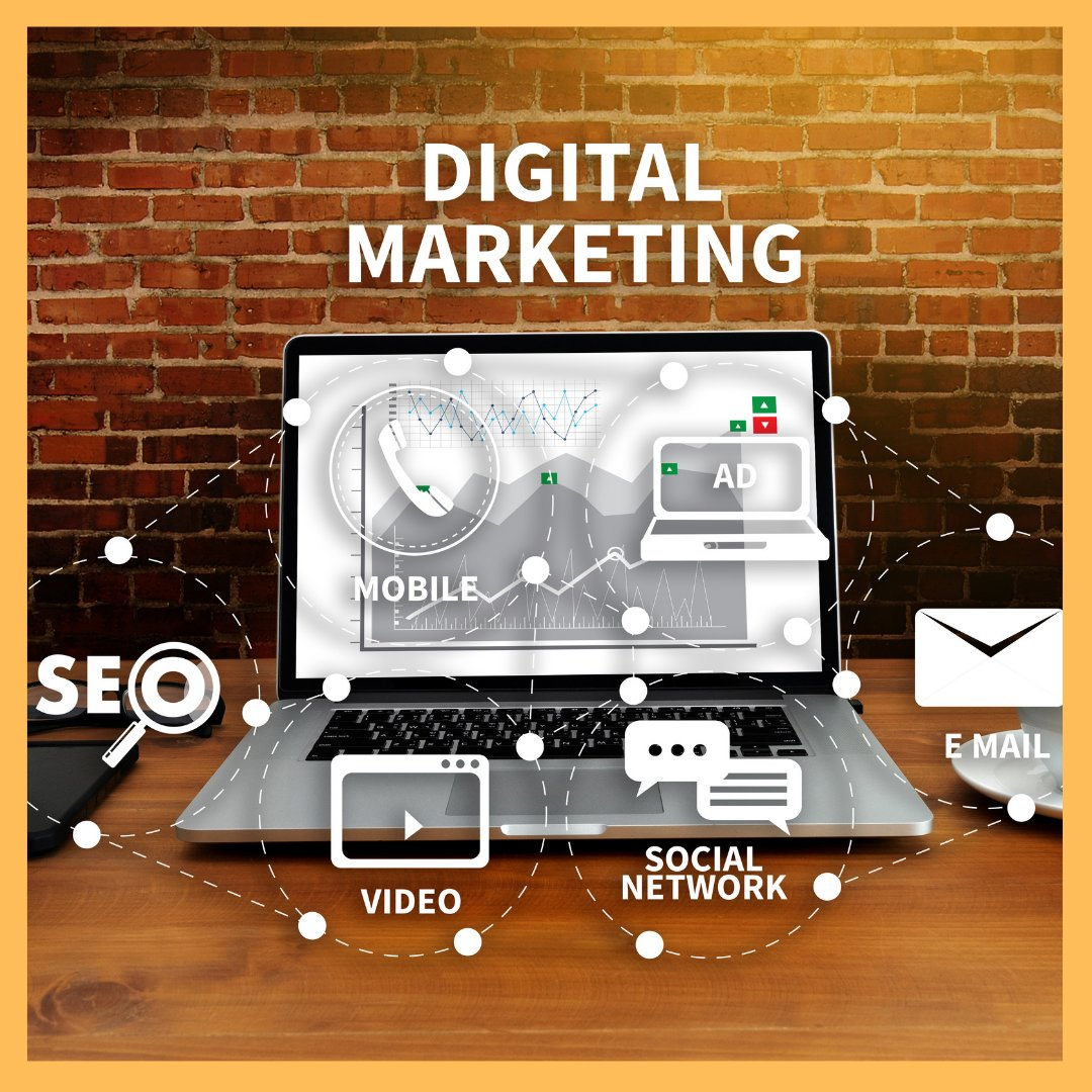 More so than ever before we live in a digital age and, with 2 billion social media users worldwide, can you afford not to have a digital marketing strategy? #invinci #socialmedia #digitalmarketing #onlinemarketing #digitalagepic.twitter.com/zW6YBVDgpA