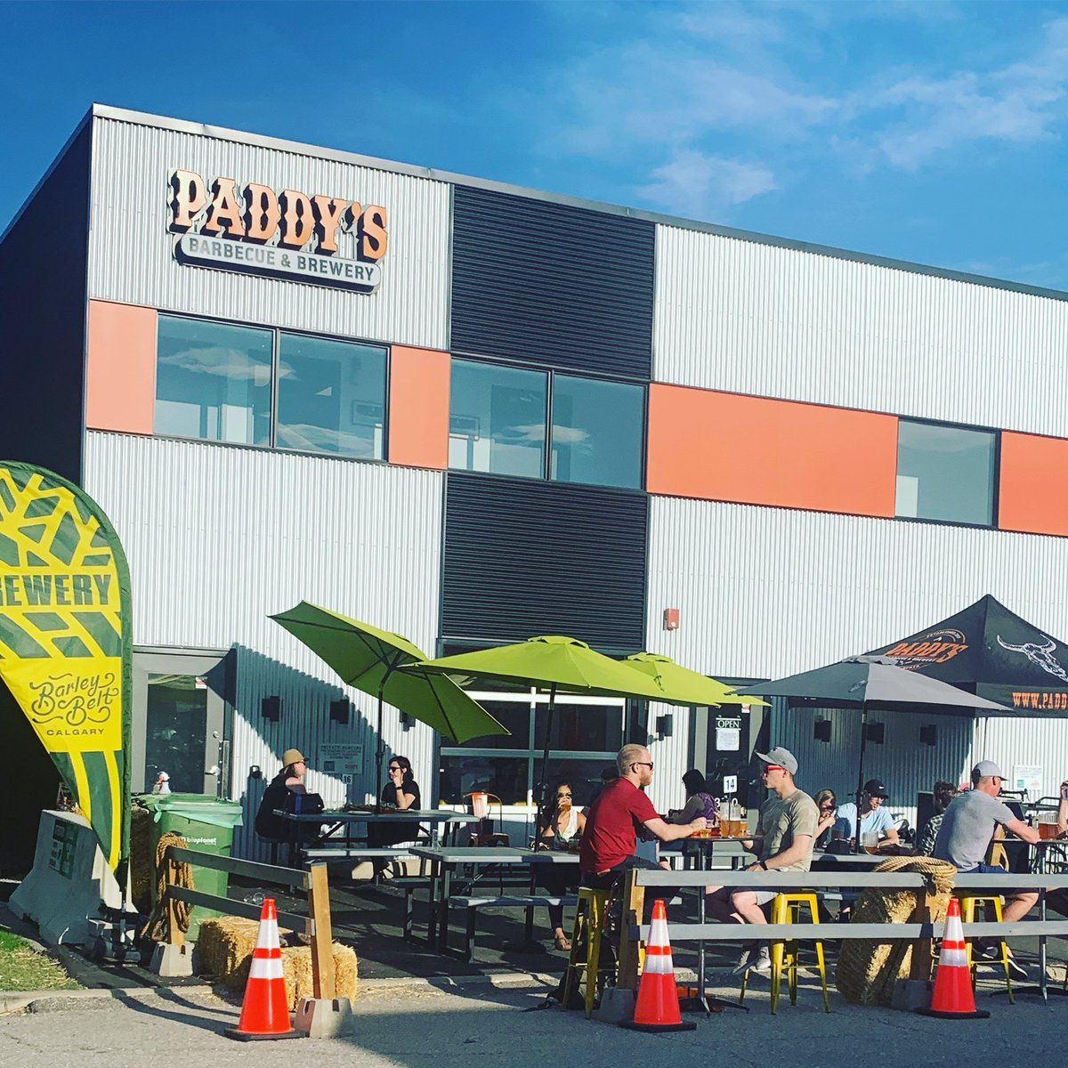 Breakfast is on now 9-11 and all week through to Saturday.  Get your boots on! @cityofcalgary @GlobalCalgary @CBCCalgary @CBCEyeopener @CTVCalgary @CTVdavidspence @gccarra @TourismCalgary @nenshi @yycbeerca  In the @barleybeltyyc https://t.co/0WIEQxcK0X