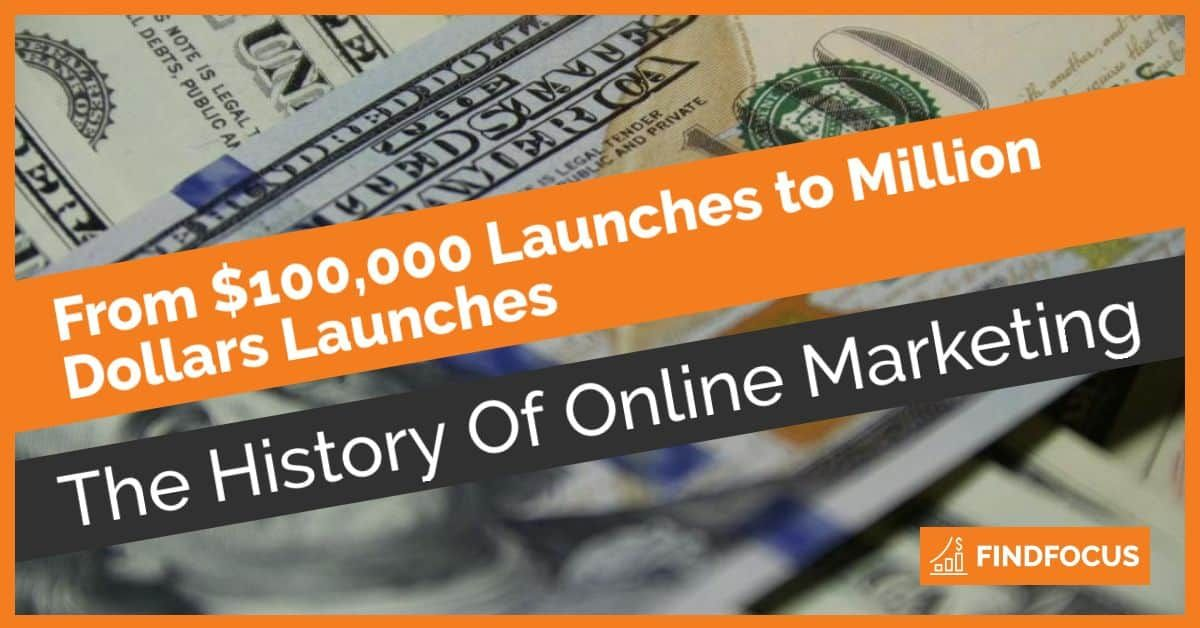Do you want to create a million-dollar launch?   Check out the post below to learn how the record of the past can have a great deal of significance if you apply them to your own business.   via @martinboeddeker   https://buff.ly/3bu2Zd6  #OnlineMarketing #MarketingSoftwarepic.twitter.com/NCUqajes56