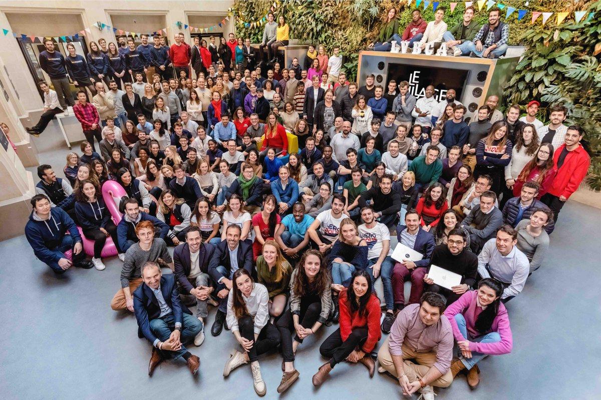 Après 6 ans d'existence, nous sommes toujours aussi passionnés par notre métier d'accompagnateur de #startups aux côtés des #grandsgroupes ! Nous sommes impatients et prêts à continuer de créer de nouvelles synergies ! >> https://t.co/58K7zdAWgf 💫 https://t.co/g41LSS4vTA