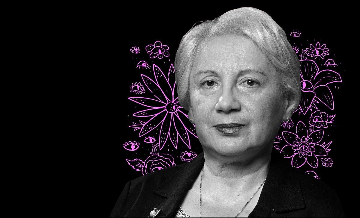 #Disidentes Entrevista a Leyla Yunus, directora del Instituto para la Paz y la Democracia y fundadora del Centro de Crisis de Mujeres en Azerbaiyán 🇦🇿  Conoce más sobre su historia y su heroico trabajo por la libertad y democracia en 👉 https://t.co/1bQB28k08Y https://t.co/0M7sNAdhSr