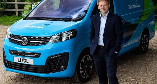 British Gas orders 1,000 Vauxhall Vivaro-e electric vans https://t.co/5frXG5KgFl https://t.co/tuxUjTgq6A