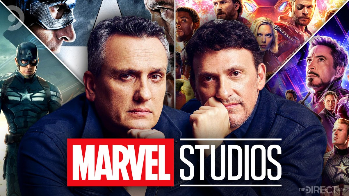 The @Russo_Brothers say they are very fortunate to have released [their] directors cut for every #MCU movie they have worked on! Full quote: thedirect.com/article/avenge…