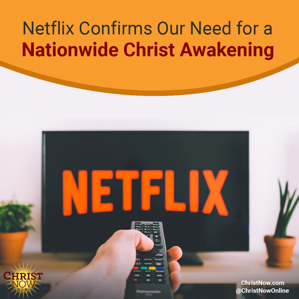 """Starting June 21, Netflix is featuring a two-hour documentary titled """"American Gospel: Christ Alone,"""" produced by leading evangelical theologians and pastors. Learn more about a Christ Awakening here:  https://christnow.com/what-is-a-christ-awakening/…pic.twitter.com/hFyelstrS8"""