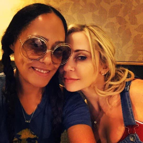 To my sis @IAmCreeSummer happy birthday. U r my sister. I have loved since we were13. I strive to be as cool, smart, gifted, beautiful. U have more integrity than anyone I have ever known. Your talents are other worldly and your heart pure light. You are the most brilliant pirate