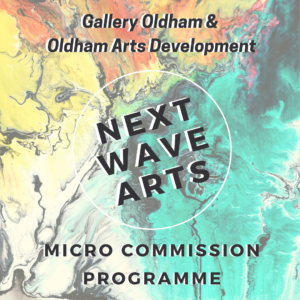 NEXTWAVEARTS is the new micro-commission programme from @GalleryOldham & @ArtsOldham. It is for ages 17-25 in Oldham to create new works of art inspired by our art collection. For more information: https://t.co/v8avMp4cPo  #OldhamHour #Creatives #Art #Drama #Writing #Music #Dance https://t.co/UXtmZQ0eHc