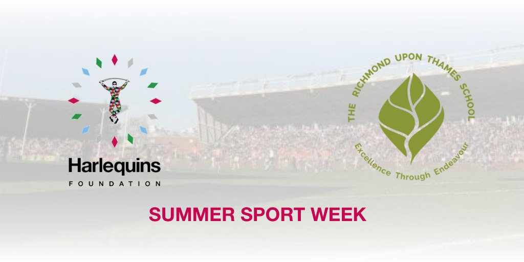 🆕📸  We're delighted to announce that Richmond-Upon-Thames School are joining our Summer Sport Week programme!   Keep an eye out on our channels for more partner schools and read about the programme here 👉 https://t.co/sQH3l4JJmr  #COYQ #BuildingBrighterFutures #SummerSportWeek https://t.co/XlVJKqEMeG