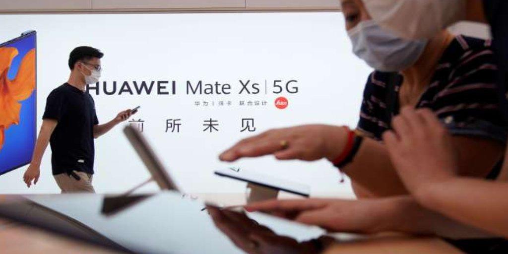 📲 #5G #Huawei - Autorisations d'exploitation limitées par le temps pour les #opérateurs français 🇫🇷 #télécoms #téléphonie #internet #Chine @lemondefr  https://t.co/qkc3AhfxD4 https://t.co/hP5WgNXDop