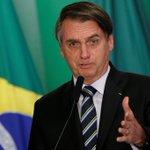 Image for the Tweet beginning: 🔴 El Presidente de #Brasil,