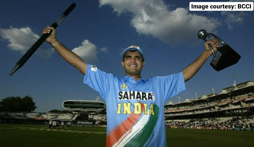 18575 international runs   38 international tons   97 wins as #TeamIndia's skipper   Happy birthday, Dada!   #OneFamily @SGanguly99<br>http://pic.twitter.com/6S6LsXIqnj