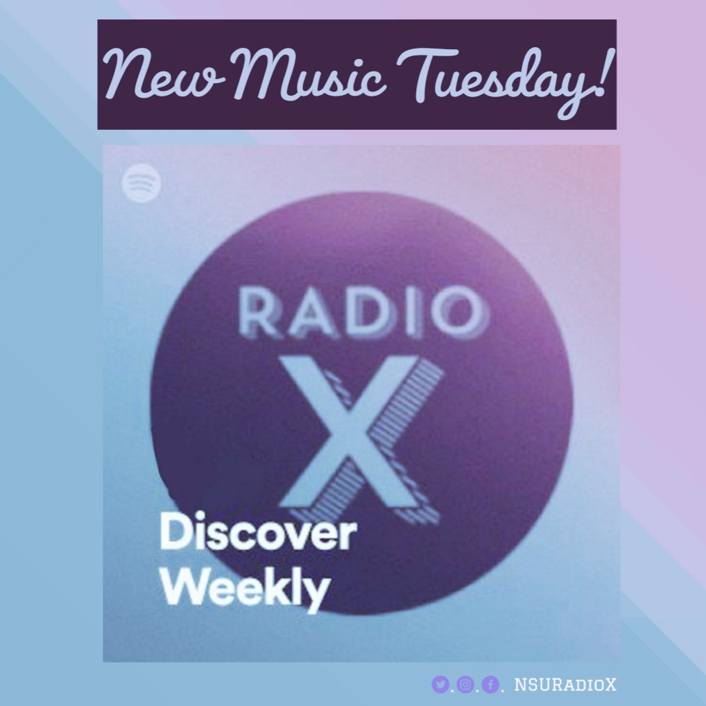 We've got over a handful of new songs added in for this week. Be sure to check out our Discover Weekly Playlist on @Spotify in the link below. 🎧⬇️  . . https://t.co/afyB7gXLiE #Spotify #Playlist #StudentMedia #Radio #Music #NewMusic https://t.co/d2yoKl2Tfs