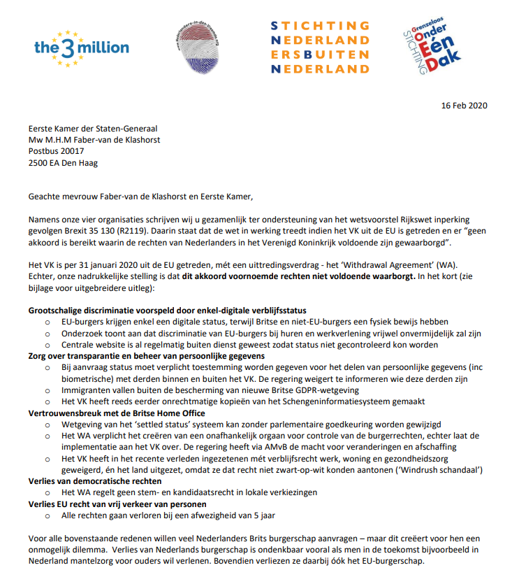 Our letter goes into more detail following on from a joint letter we wrote to the Senate in February along with @NLersBuitenNL, @StichtingGOED and @KrisvonHabsburg. You can read that letter here: t3m.org.uk/t3m_nidv_snbn_… 7/