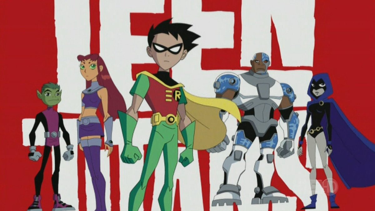 Teen Titans will return for a sixth and final season on Cartoon Network!  Coming Fall 2020. 7pm EST/4pm PST <br>http://pic.twitter.com/ZD8AvgL4bG