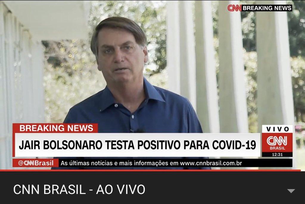"""Bolsonaro ironiza uso de máscara e afirma ser """"coisa de viado"""""""