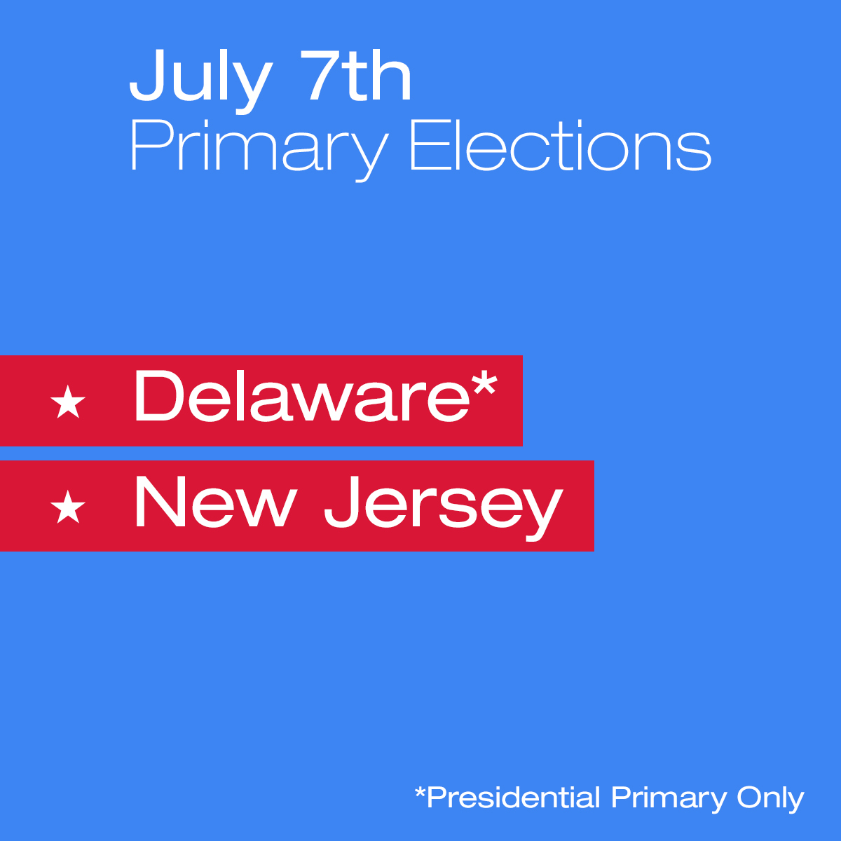 Heads up, Delaware and New Jersey! https://t.co/8URfDK4fkT