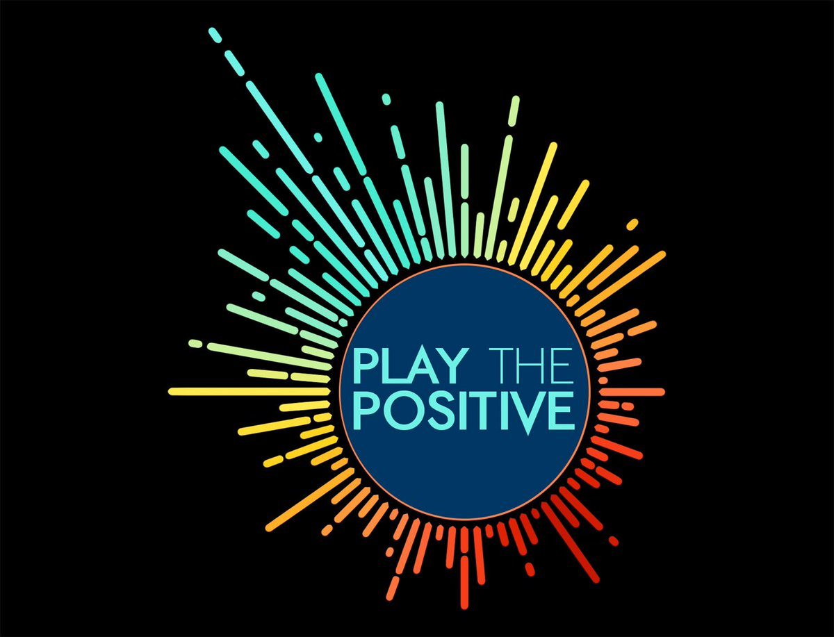 "New DECHART GAMES ""Play the Positive"" pin design! Plus all the initial rough ideas...it was a long process of figuring out what could exemplify rays of light and positivity with dashes of mid-century design.  #dechartgames #bryandechart #ameliaroseblaire #playthepositivepic.twitter.com/HzDfpj2xbV"