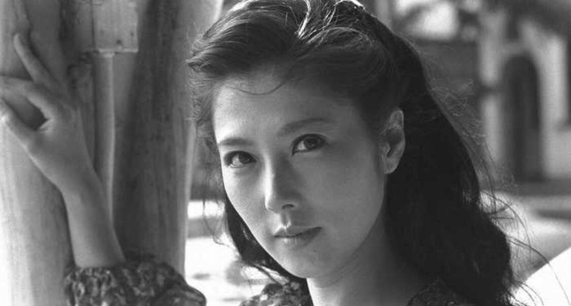大原麗子の顔画像