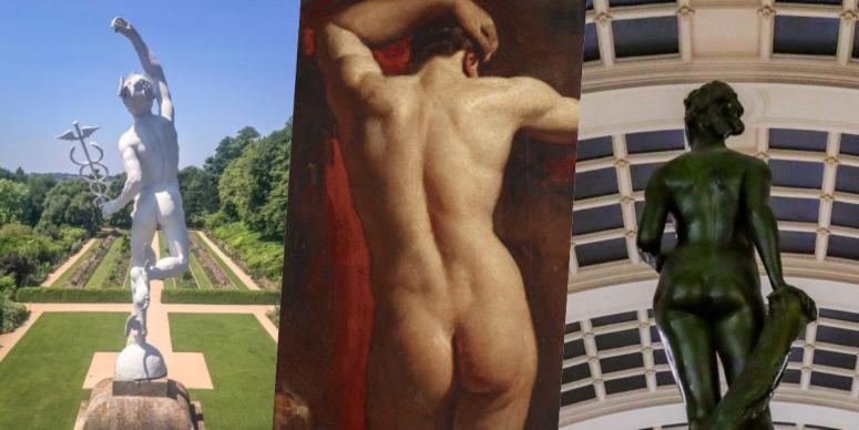 """A batalha online dos curadores de museus: Quem tem em exposição """"o melhor rabo""""?  https://t.co/VDZoHvFcdS https://t.co/tOUPuhhHst"""
