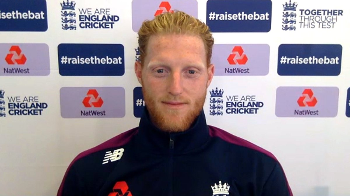VIDEO - Ben Stokes Previews First Test Against West Indies - FULL Press Conference https://t.co/Z34tnhtGxp https://t.co/EwwzWJUve5