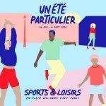 Image for the Tweet beginning: #Unétéparticulier ☀️💦 Activités sports et