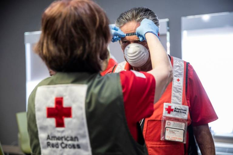 HURRICANES REQUIRE HEROES: Join us and become a SC Red Cross Volunteer! We need more local volunteers for hurricane season due to #COVID19 to help with sheltering efforts, health services support & more. Read the full story & learn how you can help rdcrss.org/3eehEKI