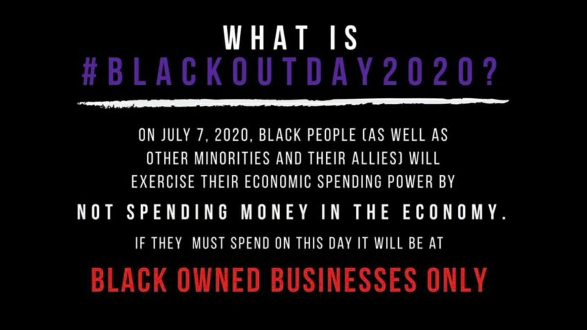 @TheDamaniFelder's photo on #BLACKOUTDAY2020