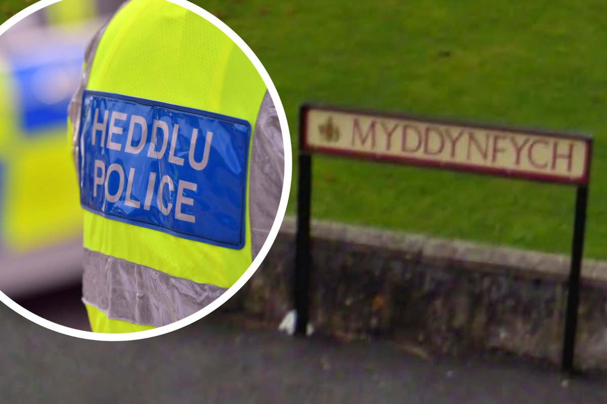 Anyone visiting number 63 in this Welsh street in the next three months could face prison bit.ly/2Cb4v7G